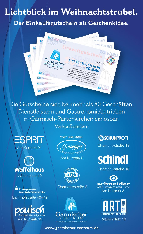 Geschenkgutscheine - Werbegemeinschaft Garmisch-Partenkirchen - Das ... d813707599