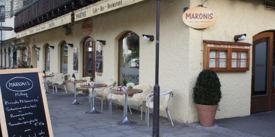 Maronis Cafe – Restaurant – Vinothek